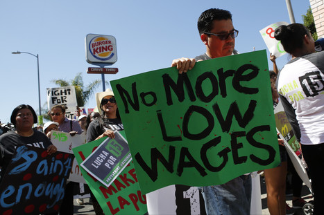 Want to Cut Food Stamp Costs? Raise the Minimum Wage | We Need an Increase in the Minimum Wage | Scoop.it