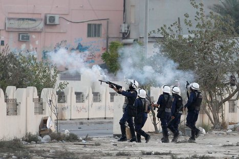 Bahrain's Lethal Teargas War | Human Rights and the Will to be free | Scoop.it