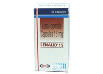 Леналидомид капсулы США поставками | Натко Lenalid 15 мг Цена | Oncology Medicine Online | Scoop.it