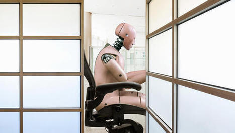 Study: Smart Robots Are Coming For (Some Of) Our Jobs | What if... | Scoop.it