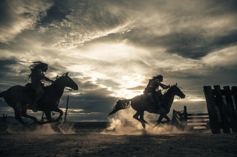 "First Look! Smorgasbord Of New ""Lone Ranger"" Stills 