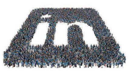 Infographie : De nouvelles stats sur LinkedIn !   Webmarketing des TPE et PME   Scoop.it
