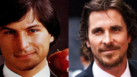 Report: Christian Bale Could Star in the Good Steve Jobs Biopic | Funteresting Stuff | Scoop.it