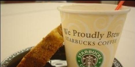Starbucks propose de recharger son téléphone en buvant un café | Services&Technologies | Scoop.it