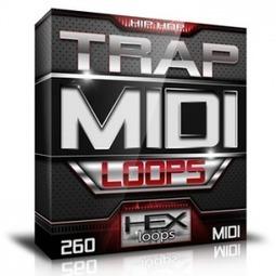 Trap Hip Hop MIDI Loops Pack - FL Studio | Hex Loops | traveling | Scoop.it