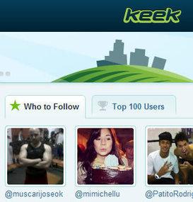 Keek: Una forma fácil de compartir vídeos cortos en redes sociales | El Content Curator Semanal | Scoop.it