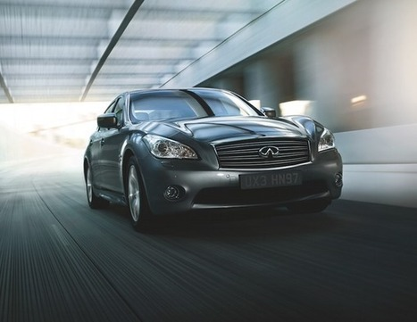 Tweet from @InfinitiUSA | Premium cars and travel | Scoop.it