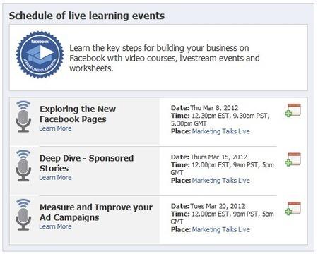 #Facebook da clases de #Marketing a los administradores de Paginas de Fans   Management & Leadership   Scoop.it