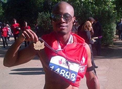 London Marathon organisers investigating 'short cut' taken by runner who ... - Telegraph.co.uk   Running a marathon   Scoop.it