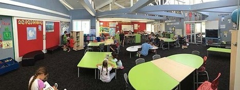 Flexible space can be the right fit | e-learning at school | Scoop.it