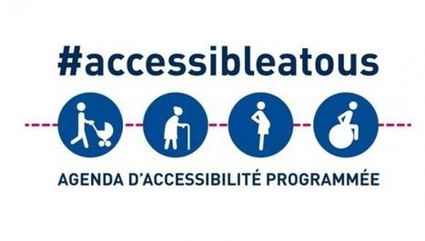 Découvrez l'Agenda d'accessibilité programmée (Ad'AP) qui entre en vigueur à partir du 1er janvier 2015 et qui concerne les établissements touristiques de la Baie de Saint-Brieuc | Maires et Pairs | Scoop.it
