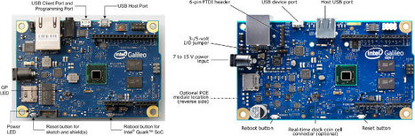 Intel Announces Galileo Gen 2 Development Board Based on Quark SoC | Embedded Systems News | Scoop.it