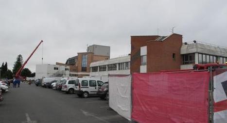 Hazebrouck : c'est parti pour un an et demi de travaux, au centre hospitalier, qui s'agrandit ! | Références | Scoop.it
