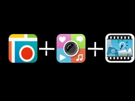 iPaddiction: App Smash Options For End Of Year Projects | iPad classroom | Scoop.it