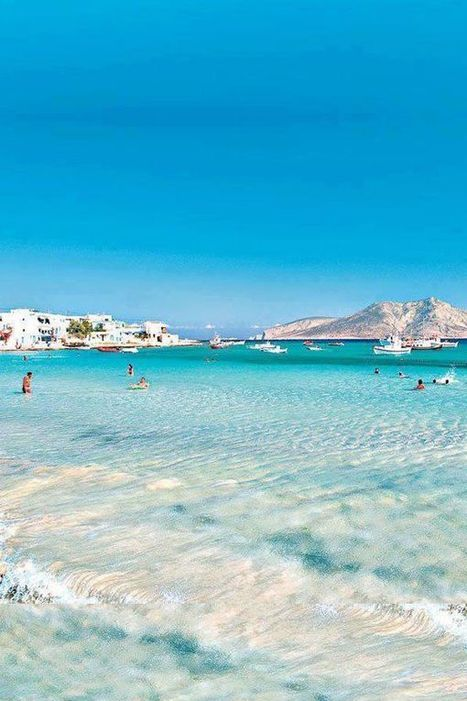 Stunning Photos That Will Make You Want To Visit Greece – Pinterest Travel | Pinspopulars | Pinpopular | Scoop.it