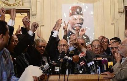 Crise politique: L'Egypte dans un cercle vicieux | Égypt-actus | Scoop.it