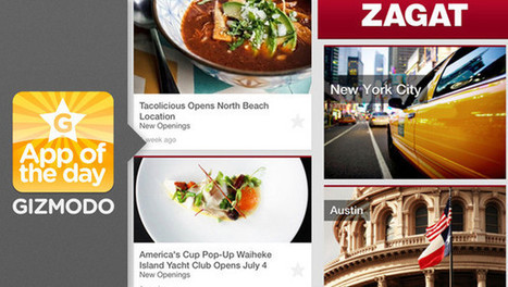 Android Apps of the Week: Zagat and SCR Screen Recorder Free | ChichiNews.Com | Hollywood news | Scoop.it