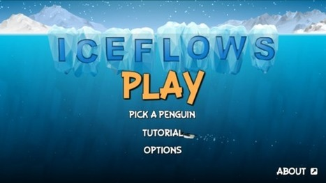 Ice Flows : Sauvons l'Antarctique | SeriousGame.be | Scoop.it