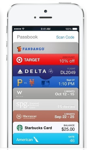 Passbook for iOS 7 to support scanning QR codes | iMore.com | Using QR Codes | Scoop.it