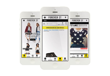 "4 simple ways to perfect the UX of mobile ecommerce | ""Chasing Cyborgs"" -Digital Trends, Tools, Usability & Story-telling Secrets 