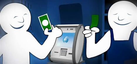 ATMs dispense vouchers instead of cash | Financial | Scoop.it