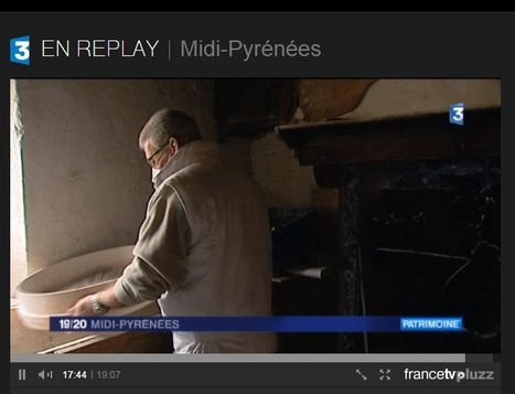 Reportage sur le moulin de la Ribère - France 3 Midi-Pyrénées | Vallée d'Aure - Pyrénées | Scoop.it