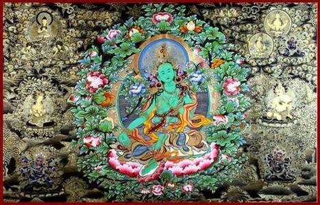 Green Tara Practice | promienie | Scoop.it
