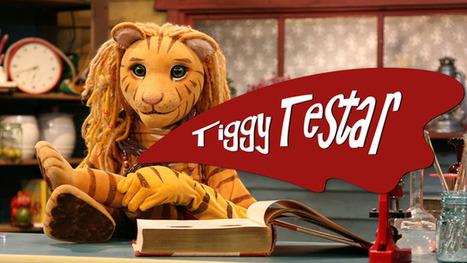 Tiggy testar: Skuggleken | IKT i förskolan | Scoop.it