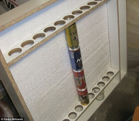 Serbian maths prof creates home heating system from BEER CANS | Green IT | Scoop.it