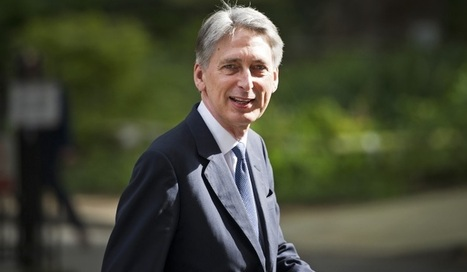 News today that the British foreign office top job goes to Philip Hammond #Politics   News From Stirring Trouble Internationally   Scoop.it