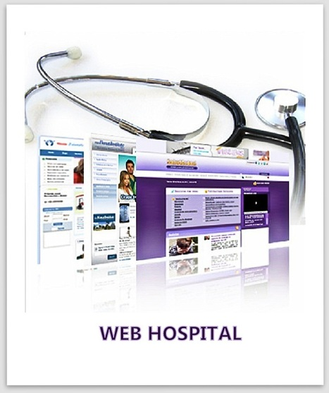 ¿Por qué los mejores hospitales tienen sitios web inadecuados?: 10 cosas que debes saber | healthy | Scoop.it
