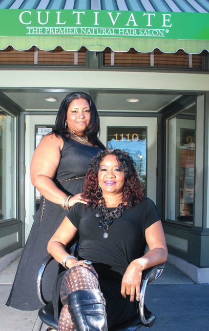 Salon name change embodies direction of natural hair movement - St. Louis American | NATURAL  HAIR | Scoop.it