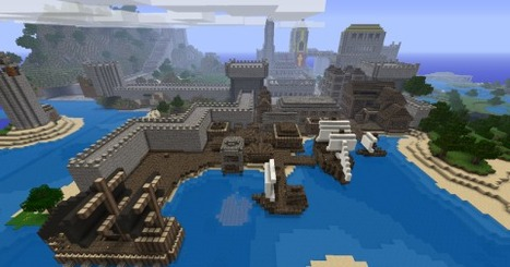 MinecraftEDU - The Virtual School - ClassThink.com | Learning Online | Scoop.it