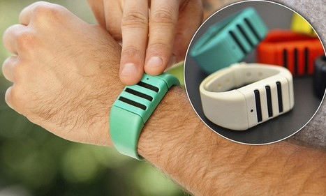 Always-on wristband records EVERYTHING you hear allowing you to share   Computer Literacy   Scoop.it