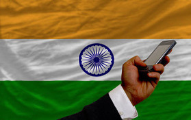 India aims to establish a mobile commerce society | QR Codes, Beacons & NFCs | Scoop.it