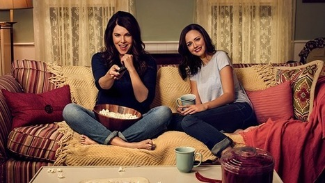 Netflix Really Wants You to Watch the Gilmore Girls Revival With Your Mom | (Media & Trend) | Scoop.it