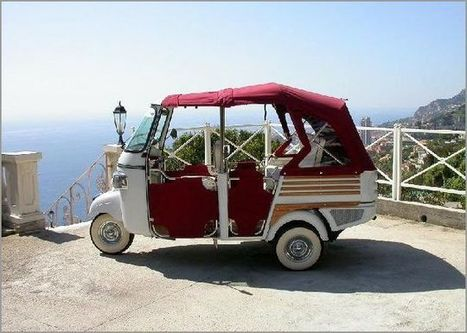 Travel Cocktail | Calessino Parade - collectable Italian style on three wheels | Scoop.it