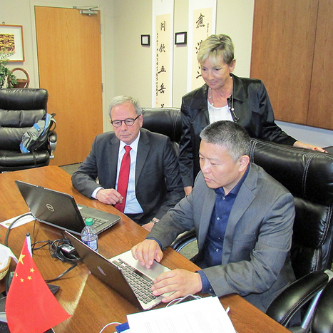 Chinese investors visit | Chatham Voice | InvestCK - Manufacturing | Scoop.it
