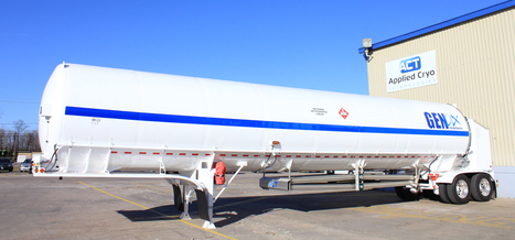 Low Temperature Cryogenic Storage Trailers and Tanks Services | Cryogenic Transport Trailers and Tanks | Scoop.it