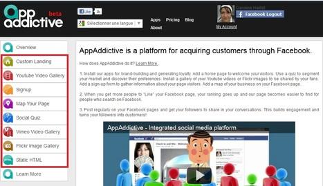 Personnaliser votre page Facebook très facilement, ça vous dit ?!? | Time to Learn | Scoop.it