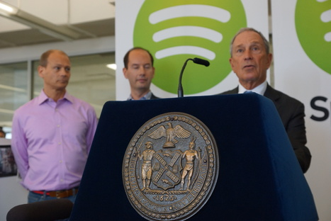 Spotify to more than double its New York engineer workforce | Radio digitale | Scoop.it