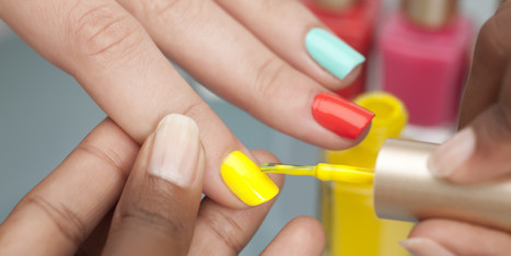 15 Things You Never Knew About Your Nails | Collection Swatches | Scoop.it