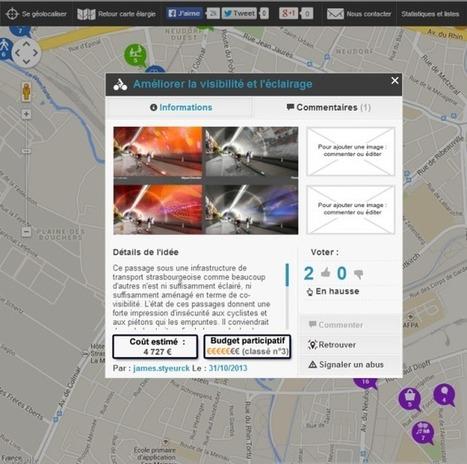 Carticipe : une nouvelle approche de l'urbanisme participatif | Economie Responsable et Consommation Collaborative | Scoop.it