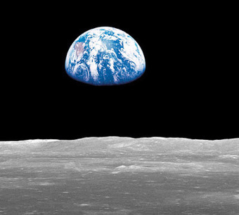 The Moon Landing: 45 Years Later | Science and Space: Exploring New Frontiers | Scoop.it