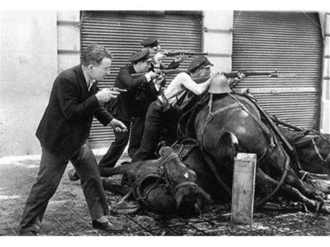 L'Institut Cervantes reuneix un centenar de fotografies d'Agustí Centelles - Europa Press | comunicació | Scoop.it