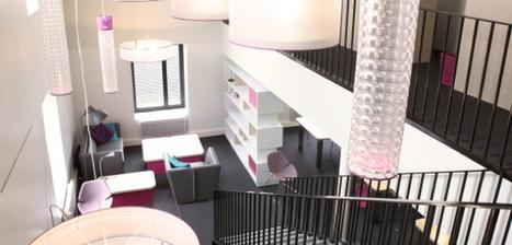 Sélection Bureaux à Partager : les 5 meilleurs espaces de coworking de Lyon | télétravail | Scoop.it