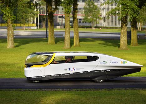 Une voiture solaire familiale | Civilisation 2.0 | Scoop.it