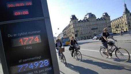 Three reasons why Copenhagen is the world leader in urban sustainability | Hope | Scoop.it