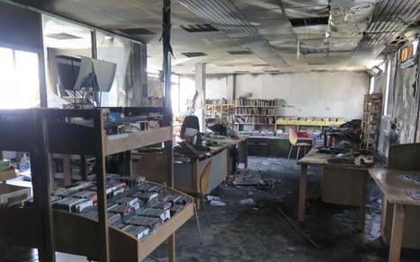 La Courneuve : la médiathèque Gagarine à nouveau incendiée (Le Parisien) | Veille professionnelle des Bibliothèques-Médiathèques de Metz | Scoop.it