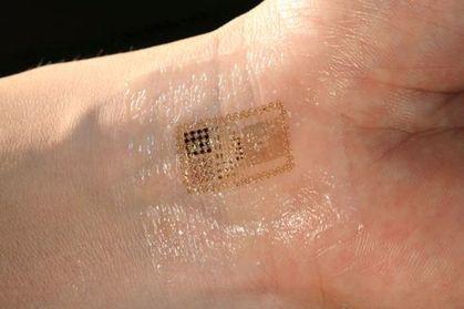 Un tatouage transforme l'homme en télécommande | Machine To Machine | Scoop.it